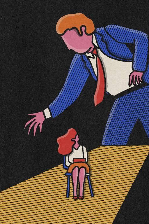 Pesquisa mostra que 76% das mulheres já foi alvo de assédio no universo corporativo