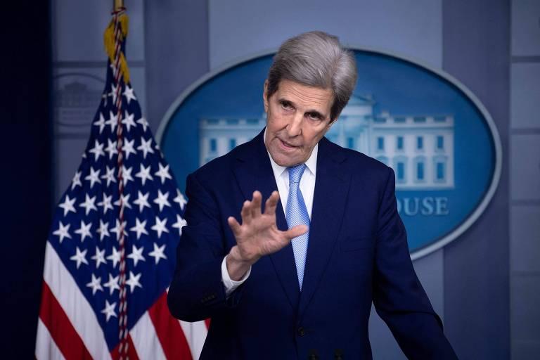 Em reunião com Salles e França, enviado de Biden trata de novos objetivos ambientais