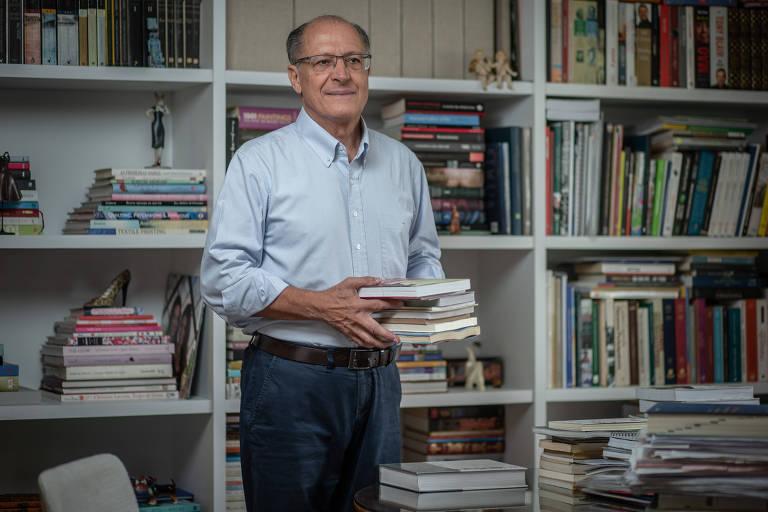 Caiado diz que vai tentar que Alckmin seja o candidato do DEM ao governo de SP em 2022