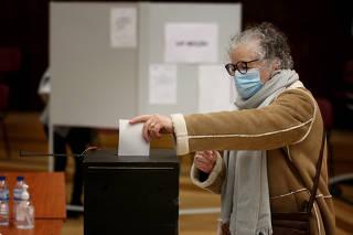 PORTUGAL-LISBON-PRESIDENTIAL ELECTION