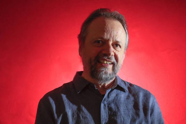 Cristóvão Tezza, escritor e crítico literário catarinense radicado em Curitiba