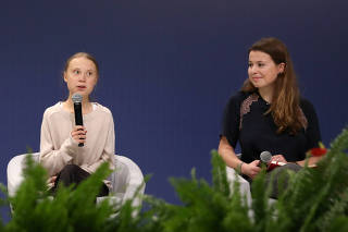 U.N. Climate Change Conference (COP25) in Madrid