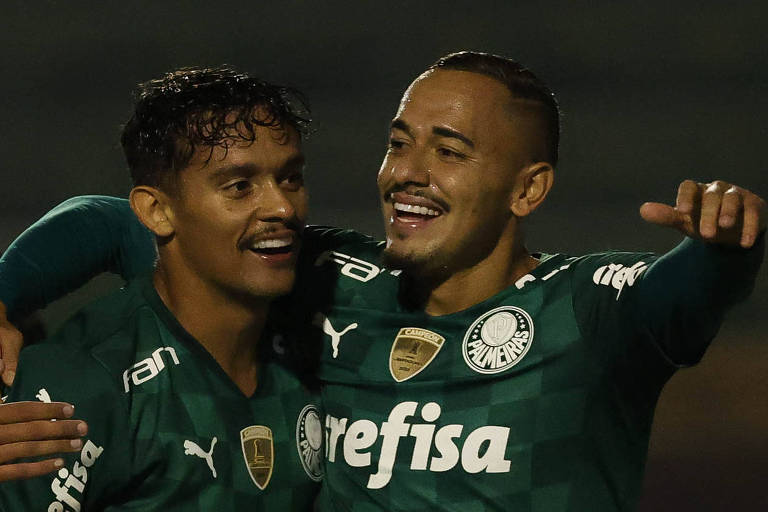 Palmeiras vence o Santo André e mantém chances de avançar no Paulista