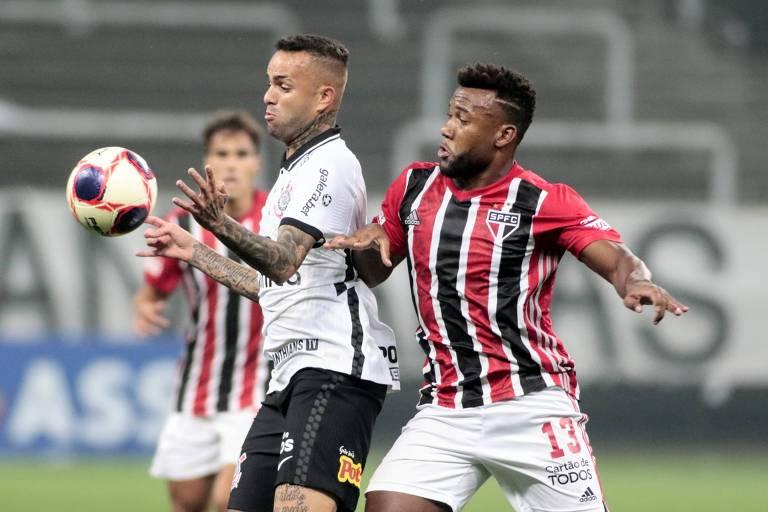 Com times em crise, clássico entre Corinthians e São Paulo ganha importância maior