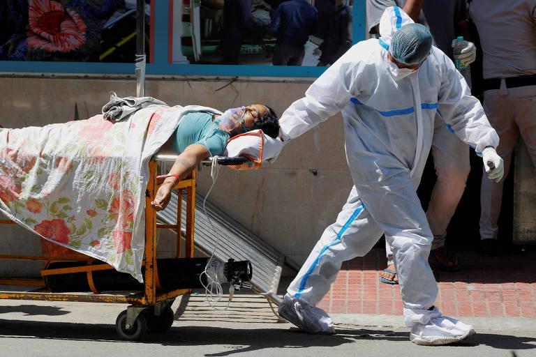 Índia se torna 3º país com mais mortos por Covid em meio a caos sanitário e derrota política de Modi