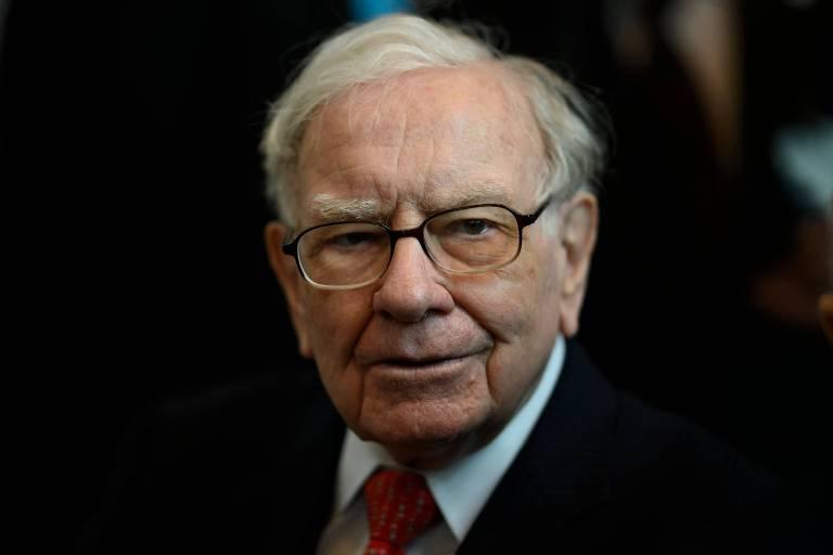 Warren Buffett, presidente do Berkshire Hathaway