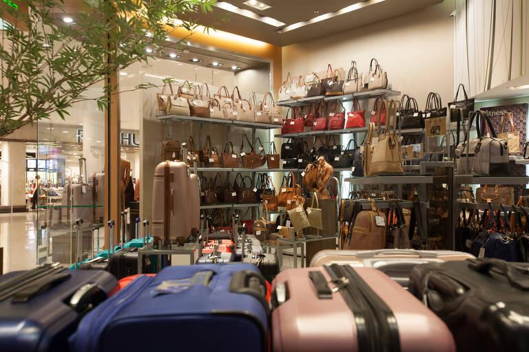 Loja Le Postiche; empresa entrou em recuperação judicial