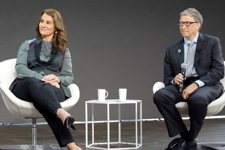Separação de Bill e Melinda Gates expõe fortuna secreta