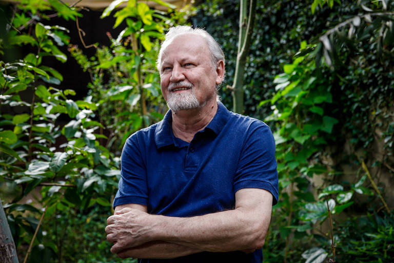 O economista João Pedro Stedile, fundador e integrante da direção nacional do MST (Movimento dos Trabalhadores Rurais Sem Terra).