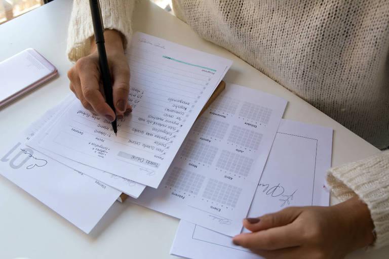 Aprenda a calcular o número do seu mês pessoal e ver as previsões