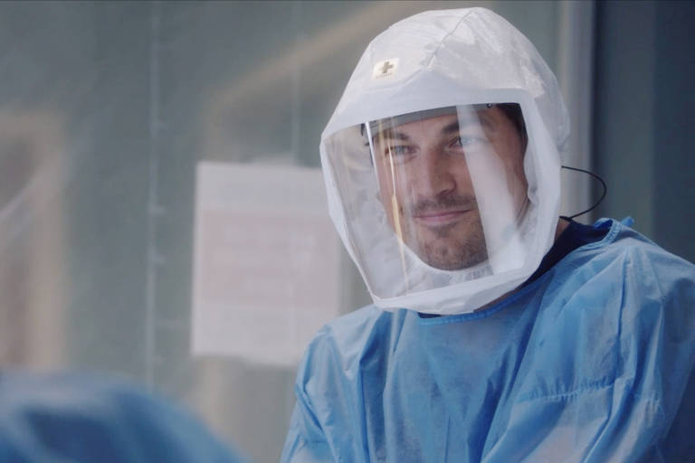 Giacomo Gianniotti se despede de 'Grey's Anatomy': 'Fiquei chocado'