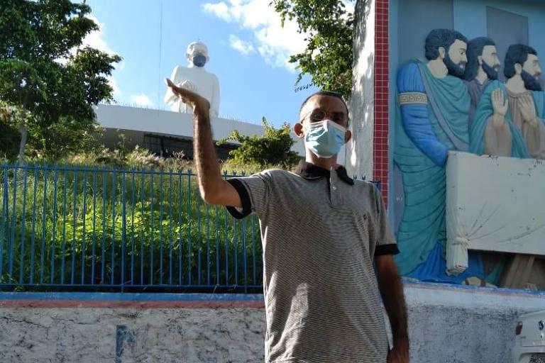 Fui por anos um fantasma do sistema prisional, diz inocente preso por 15 anos no Ceará