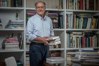 Entrevista do ex-governador de São Paulo Geraldo Alckmin
