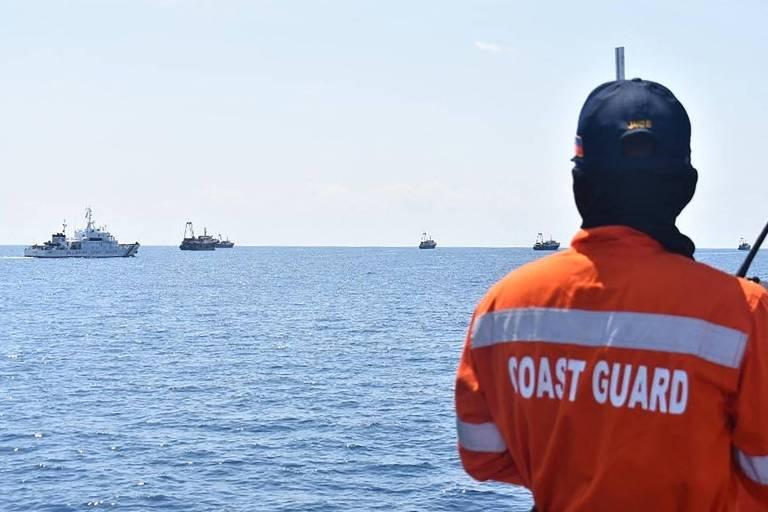 Filipinas acusam Pequim de escalada militar no mar do Sul da China