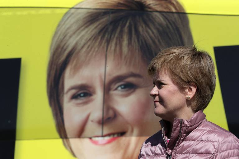 Quem são os candidatos na eleição escocesa