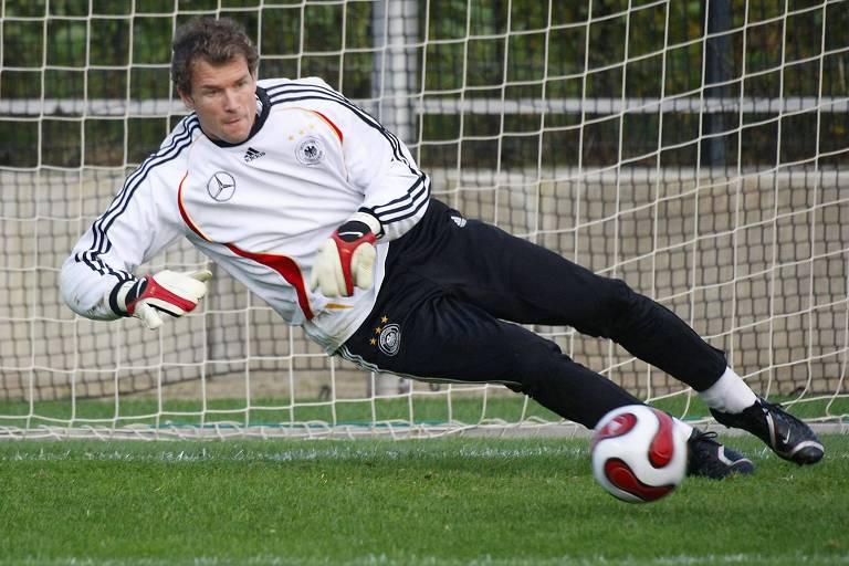 Ex-goleiro Jens Lehmann é demitido do Hertha após mensagem racista