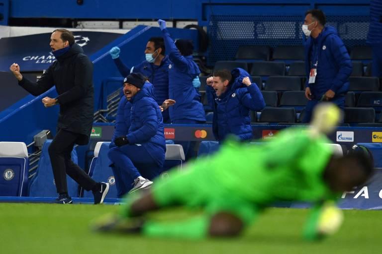 Chelsea passa pelo Real e fará final inglesa da Champions com City