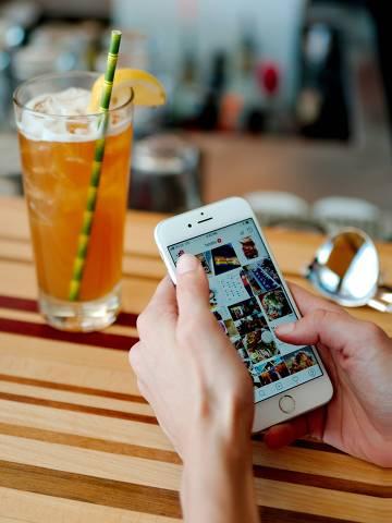 Redes sociais podem causar dependência