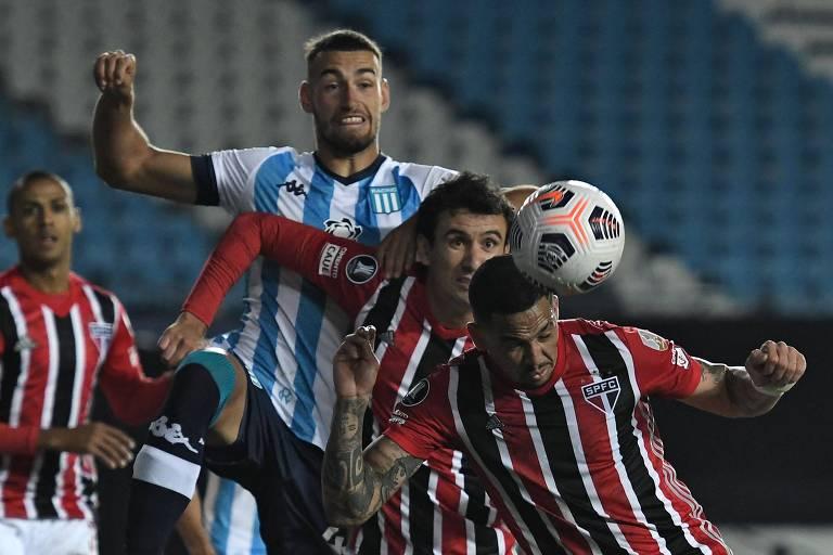 Caneladas do Vitão: São Paulo sofre, atua mal, mas segura a ponta com o 0 a 0