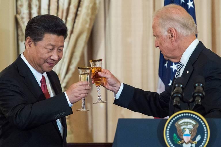 Política externa de Biden busca criar 'coexistência competitiva' com China