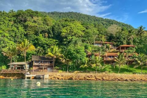 O Bangalô Lugar Preferido no Mundo, hospedagem em Ilha Grande