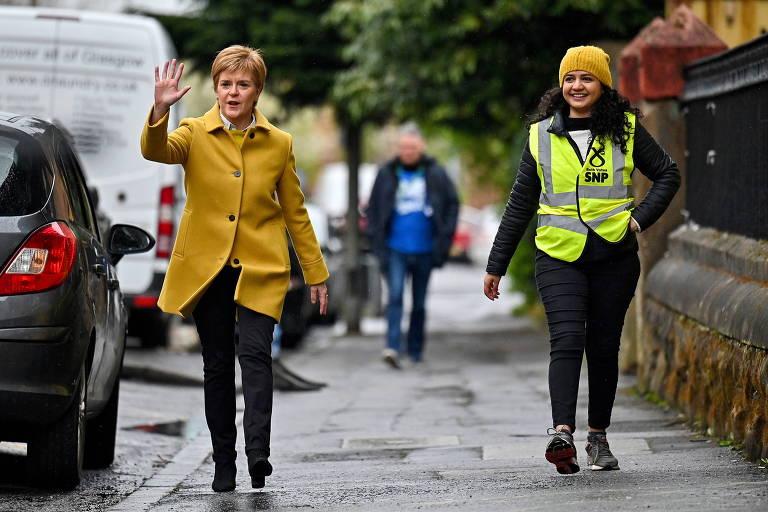 Partidos pró-independência da Escócia crescem e devem pressionar por nova consulta