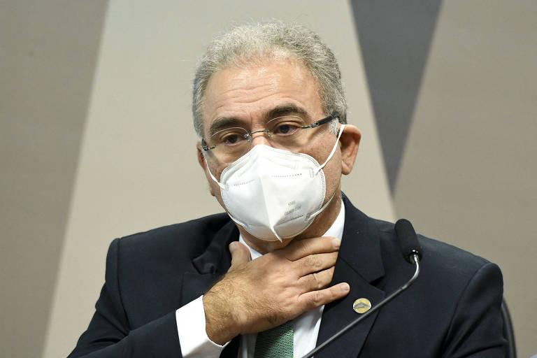 Show de omissão de Queiroga na CPI lembra que o problema é Bolsonaro