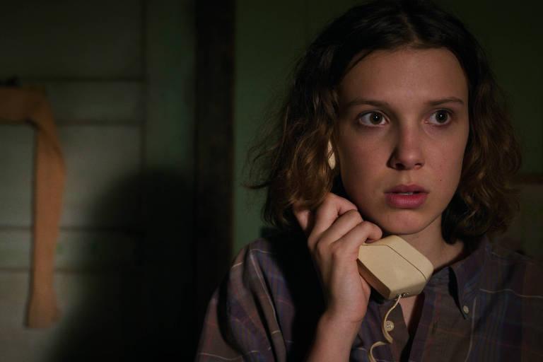'Stranger Things': teaser da 4ª temporada mostra Eleven presa em laboratório