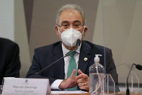 Em meio à CPI, Queiroga publica portaria para fiscalizar uso de recursos da Saúde por governadores