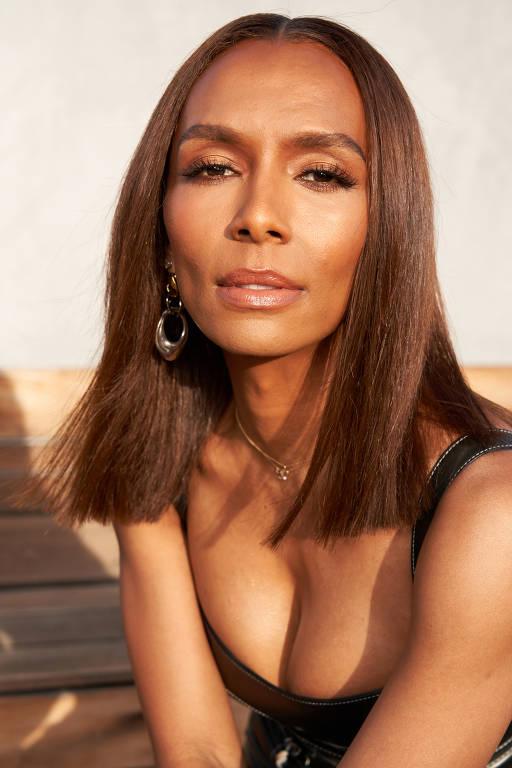 Janet Mock, roteirista, diretora e produtora executiva do drama FX ÒPose, Ó em Los Angeles, planeja fazer mais programas de televisão