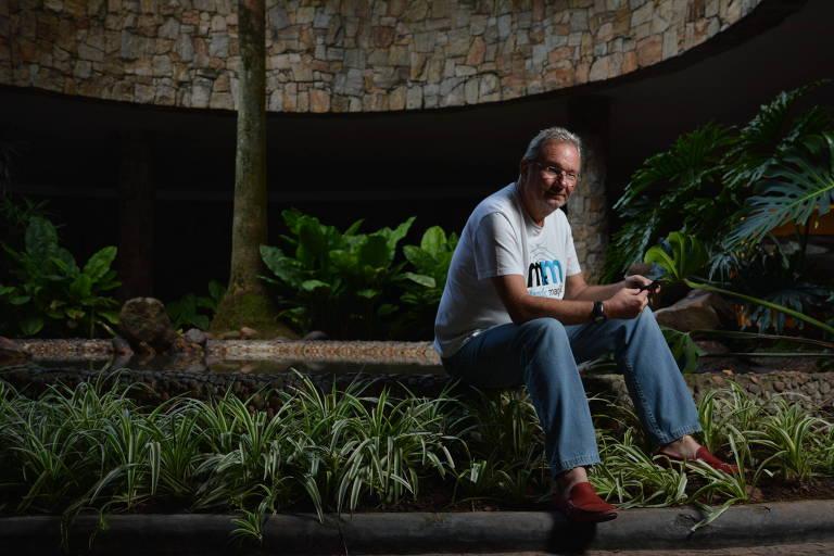 Aleksandar Mandic, empresário e pioneiro na internet comercial no Brasil