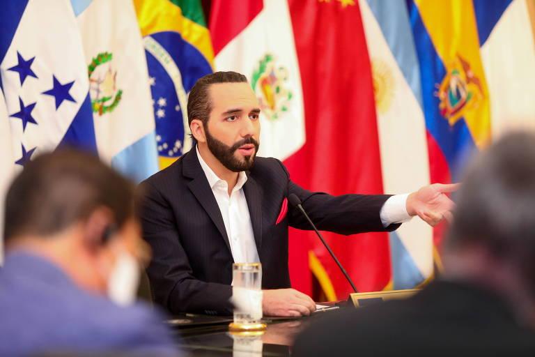 A democracia está morta em El Salvador