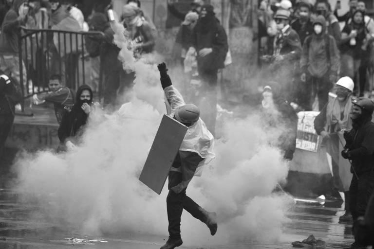 Revolta colombiana