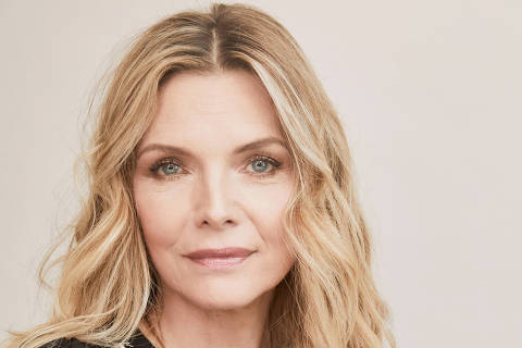 FILE -- Michelle Pfeiffer in Los Angeles, Oct. 13, 2017. Two years ago, Pfeiffer started Henry Rose, a line of gender-neutral perfumes, home fragrances and salves that bear broodingly evocative names. (Olivia Malone/The New York Times) ORG XMIT: XNYT69