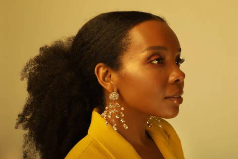 A médica e vencedora do BBB20, Thelma Assis - MÔNICA BERGAMO EXCLUSIVO