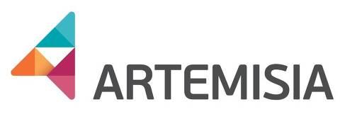 Logo da Artemísia,  parceira institucional do Prêmio Empreendedor Social Crédito: Divulgação