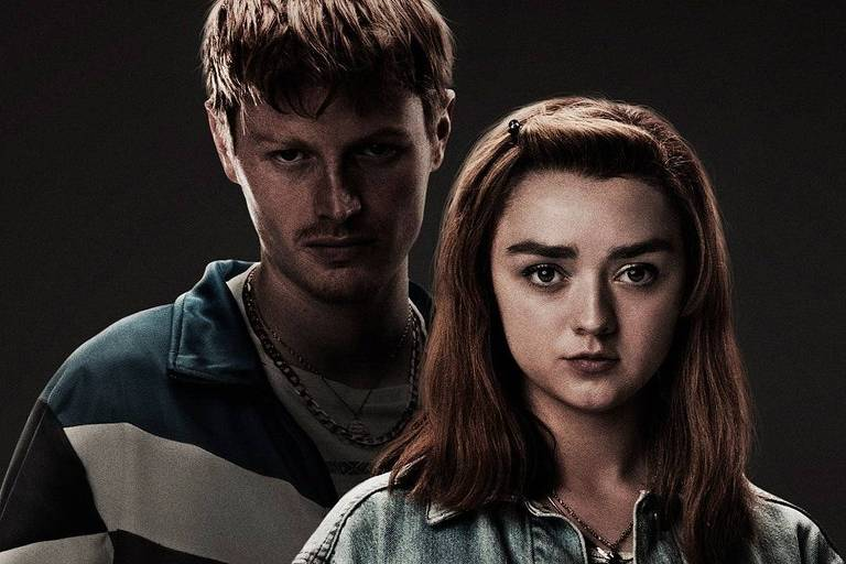 Maisie Williams, a Arya de 'Game of Thrones', estrela o terror inédito 'Os Intrusos'