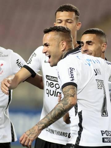 06.05.2021 - 06/05/2021 - Sport Huancayo x Corinthians - Conmebol Sul-Americana. Foto Rodrigo Coca/Agencia Corinthians