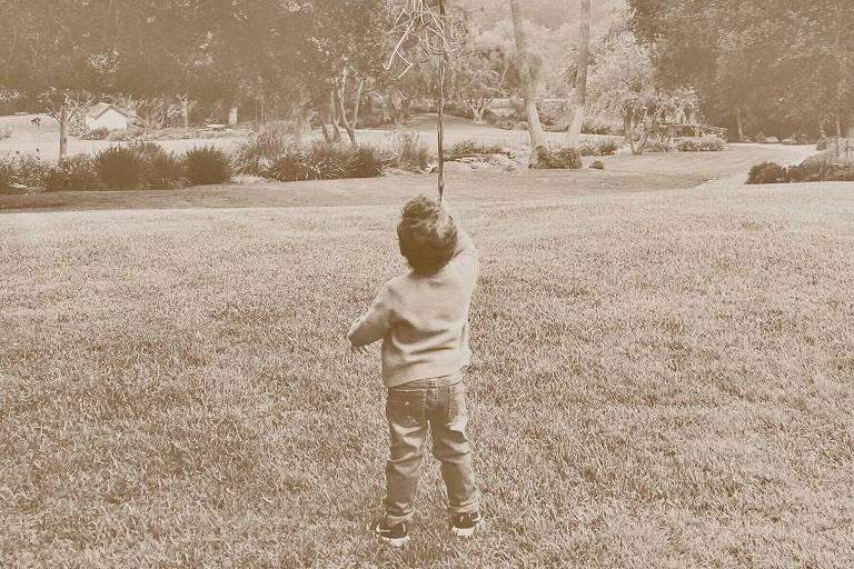 Archie, filho do príncipe Harry e Meghan Markle,completa dois anos