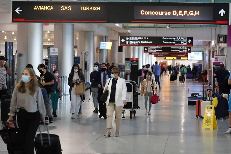 Miami dará vacina contra Covid em aeroporto, e Nova York planeja oferecê-la a turistas