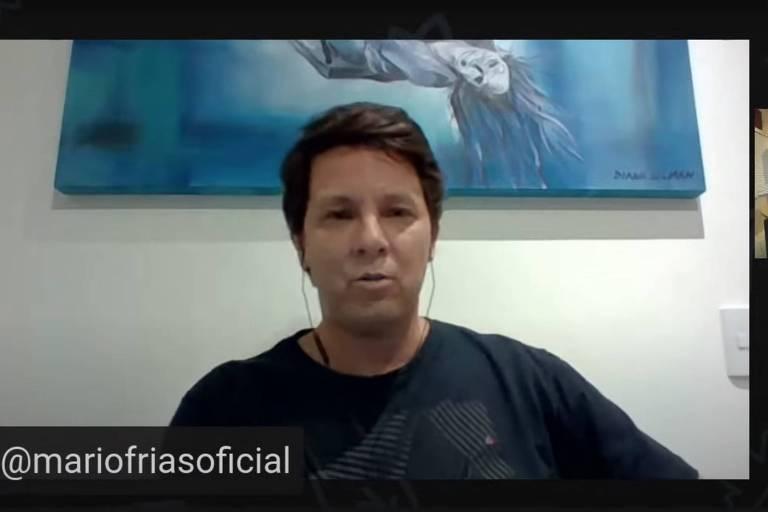Mario Frias mostra ignorância sobre a Rouanet em live cristã