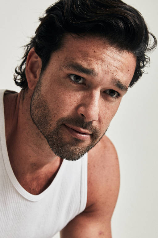 Imagens do ator Sérgio Marone