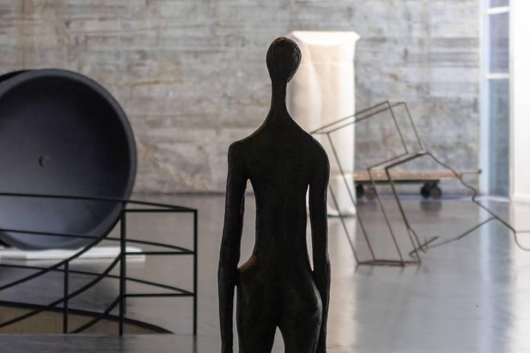 MAM carioca reabre na pandemia com maior mostra de esculturas de sua história