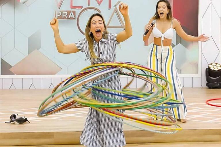 Silvio Santos manda trocar de novo o horário da filha no SBT