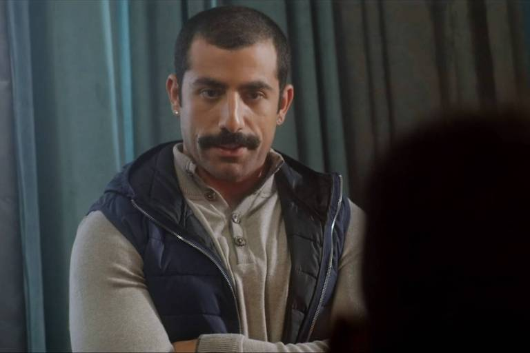 Kaysar Dadour na série 'Galera FC'