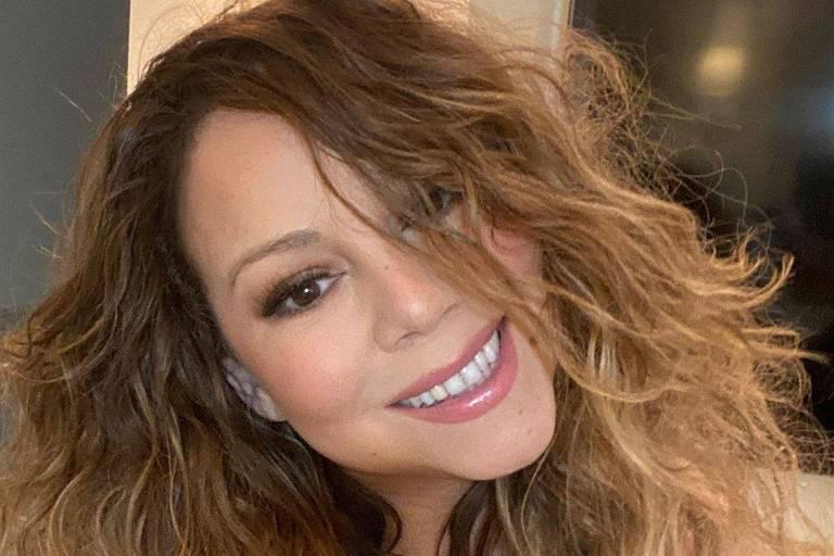 A cantora Mariah Carey