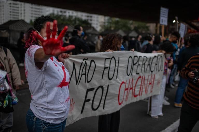 Polícia 'copiou e colou' depoimentos de agentes envolvidos nas mortes em operação no Jacarezinho