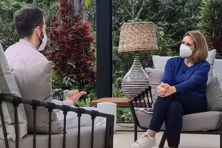 Renata Capucci entrevista, Thales Bretas, marido do ator Paulo Gustavo