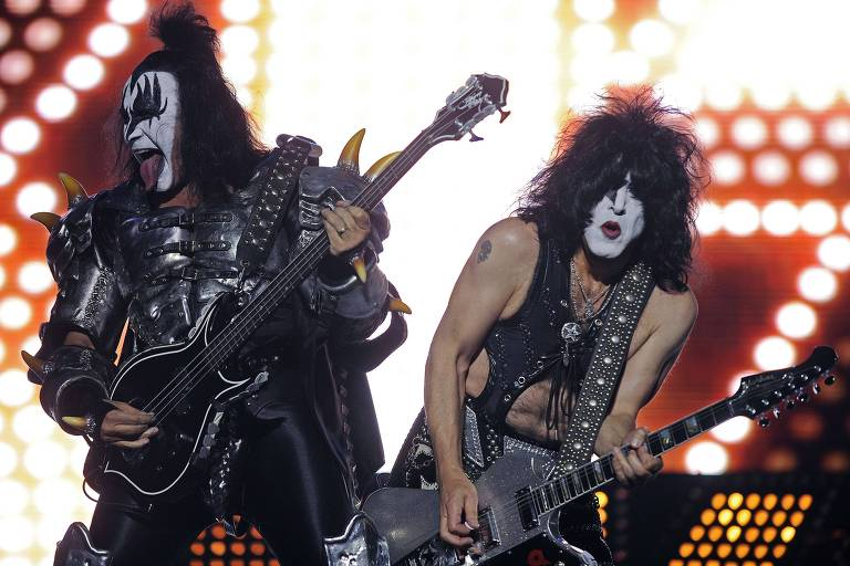 Documentário sobre a banda Kiss estreia no segundo semestre no Brasil