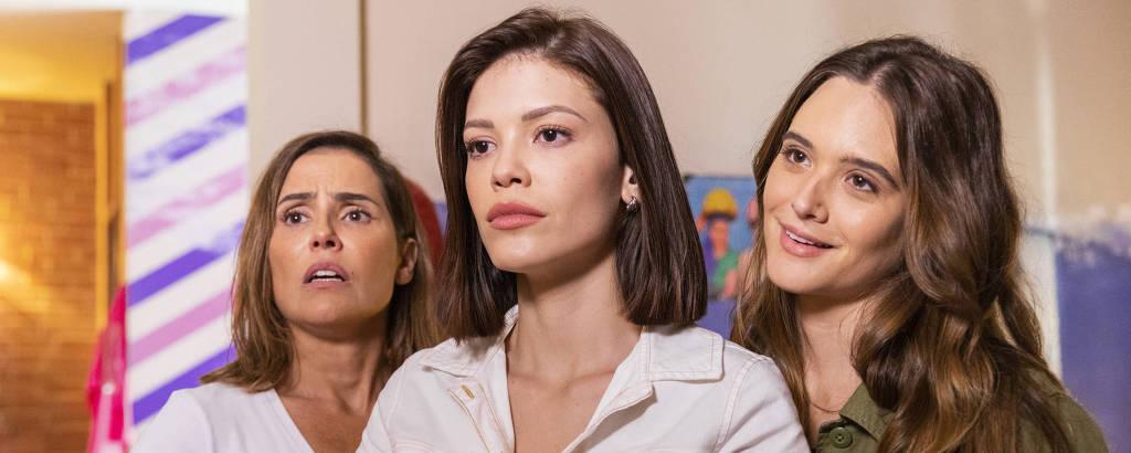 Salve-se quem puder - novela, Globo